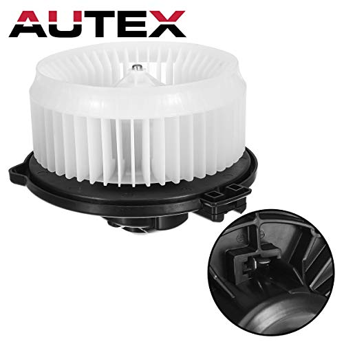 AUTEX HVAC Blower Motor Assembly Compatible with Honda Civic 2001-2005,Honda Cr-v 2002-2006 Replacement for Honda Element 2003-2011 Blower Motor 700005 79310S5DA01