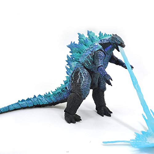 2019 Godzilla: King of The Monsters, Godzilla V2 Action Figure, Head-to-Tail 12 Inch Statue Best Gift