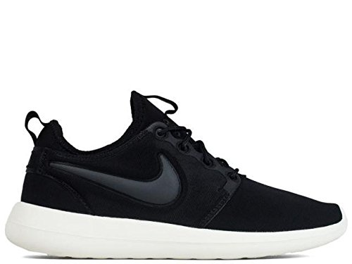 7ac6af1d3c99 Nike ROSHE TWO RUN BLACK MEN WOMEN SPORT SHOES  Buy Online at Low Prices in  India - Amazon.in