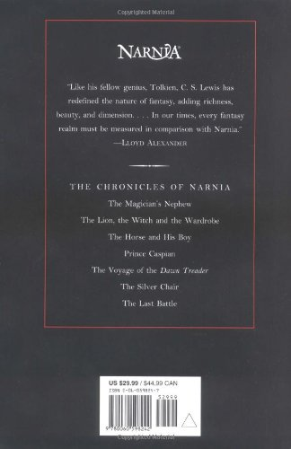 The Chronicles of Narnia by Harper Collins (Image #1)