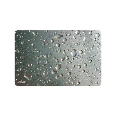 (ALS29648 - ALLSOP 29648 Widescreen Metallic Raindrop Mouse Pad by Osiris Entertainment)