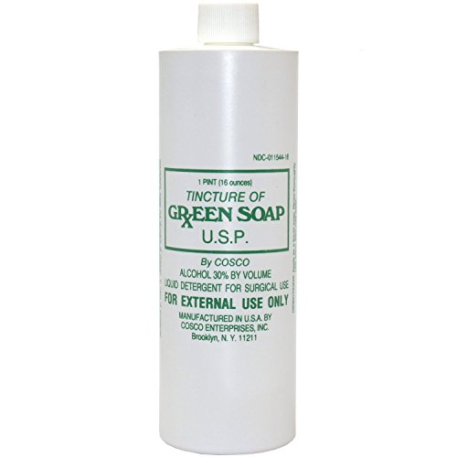 Cosco Tincture of Green Soap, 16 oz