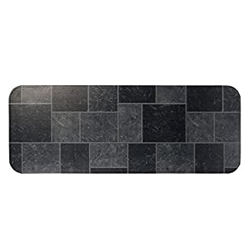 Amazoncom HYC UL Type Slate Tile Hearth Extender By - 18 inch slate tile