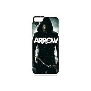 Magical IPhone 6 Cases,Stephen Amell Green Arrow iPhone Case for 4.7 inch material Plastic and TPU the color White& Black
