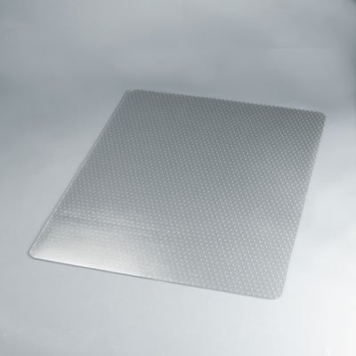 UNIVERSAL OFFICE PRODUCTS quot;Clear, cleated chair mat for