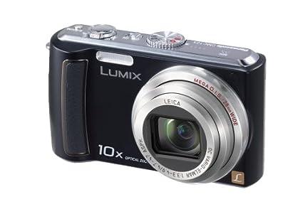 amazon com panasonic lumix dmc tz5k 9mp digital camera with 10x rh amazon com panasonic lumix dmc-tz5 manual pdf panasonic dmc tz25 notice