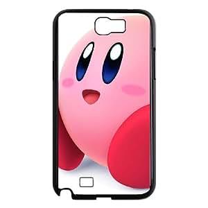 Samsung Galaxy N2 7100 Cell Phone Case Black Super Smash Bros Kirby LV7990964