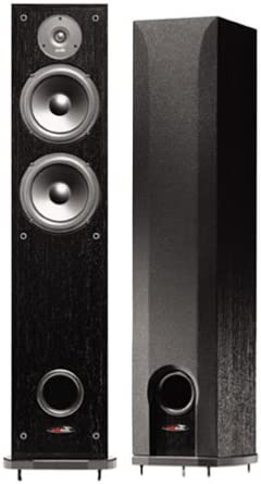 Polk Audio R50 Two-Way Floorstanding Loudspeaker Black