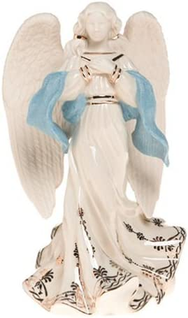 Lenox First Blessing Porcelain Nativity Figurine, Angel of Hope
