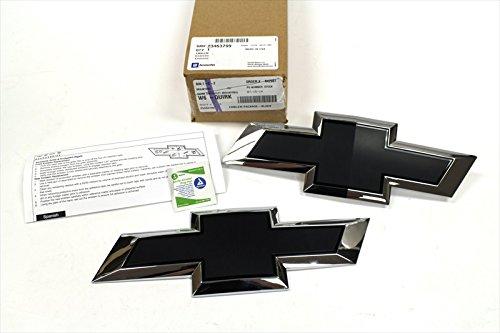 Amazoncom Genuine GM Bowtie Emblem Automotive - Chevy silverado bowtie decal
