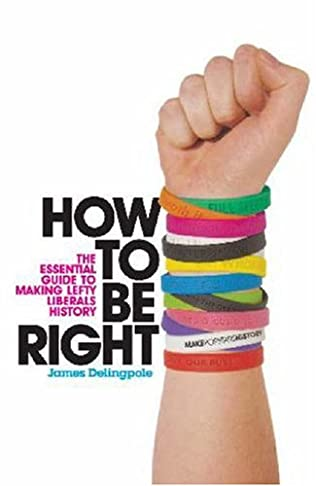 book cover of How to Be Right