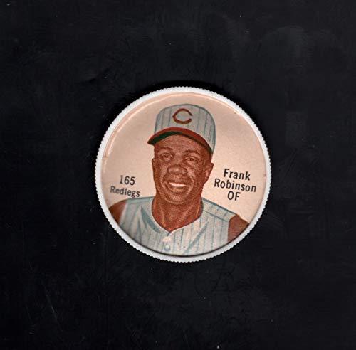 - 1962 Salada Coins #165 Frank Robinson NM+ J1280594