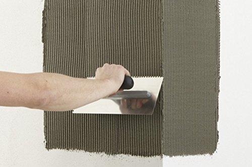Mattoni flessibili per rivestimento pareti grigio elastolith 99624