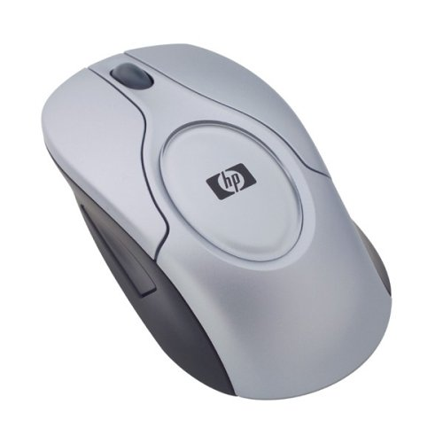 HP Ergo Optical Mouse Wireless (Micro Innovations Wireless Optical Mouse)