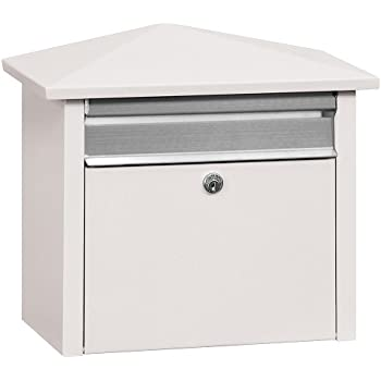 Salsbury Industries 4750wht Mail House White Security