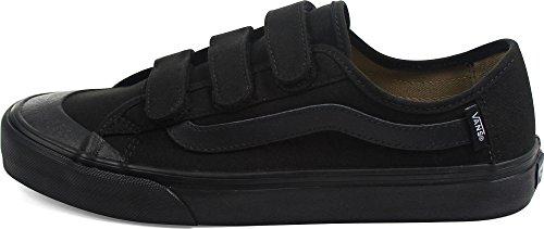 Vans Black Ball Black / Black Zapatillas Clásicas De Skate Para Hombres Talla 13