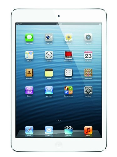 Apple iPad mini MD532LL/A 32GB, Wi-Fi, White (Renewed)