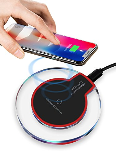 Picture of a Wireless Charger Upgraded Version Wewdigi 884202315311