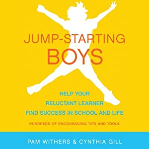 Jump-Starting Boys Audiobook