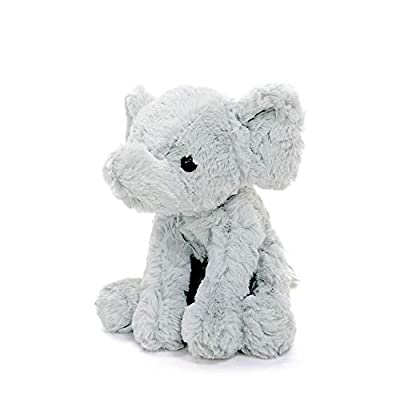 GUND Cozys Collection Elephant Stuffed Animal Plush, Gray, 8