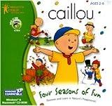 Caillou Four Seasons of Fun