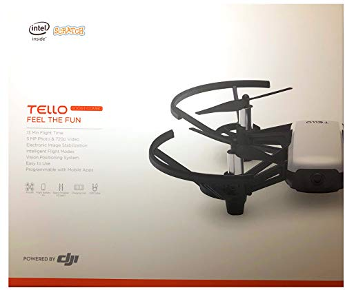DJI Tello Review: The Perfect Drone for Beginners At An