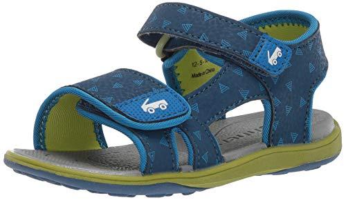 See Kai Run Boys' Jetty III Sport Sandal Blue 13 M US Little ()