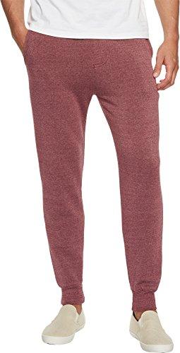 Alternative Men's Dodgeball Eco Fleece Pants Eco True Currant XX-Large 30