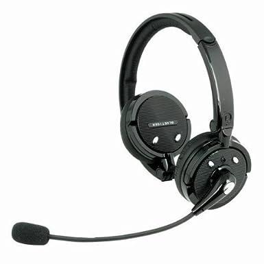 Asiawill estéreo Bluetooth V2,1 de ruido-ruido Auriculares con micrófono de diadema inalámbricos