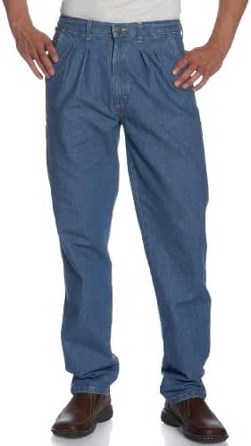 Wrangler Men's Rugged Wear Angler Relaxed-Fit Jean
