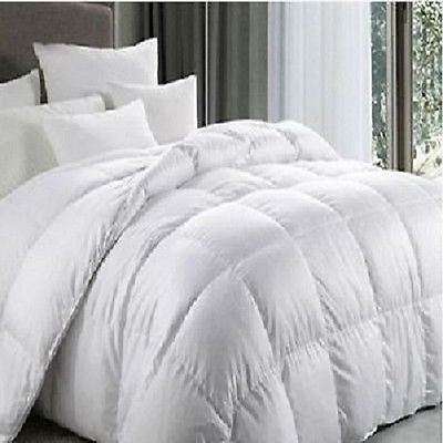 5443dfc0e345 Hotel Quality Luxury DUCK or GOOSE FEATHER DOWN Duvet Quilt 13.5 TOG (DUCK  FEATHER, Single): Amazon.co.uk: Kitchen & Home