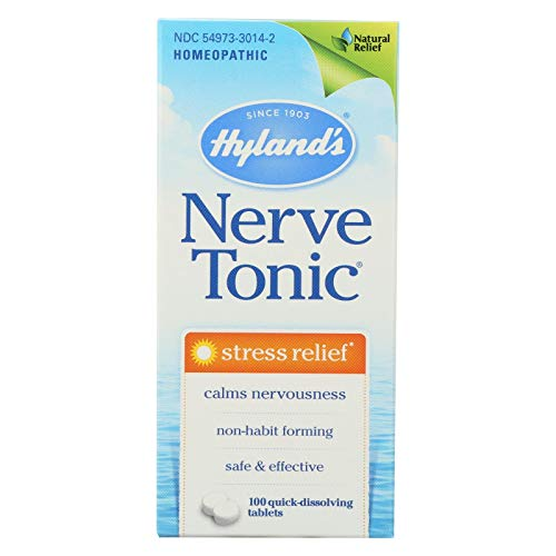 Hyland Nerve Tonic 100 tabs