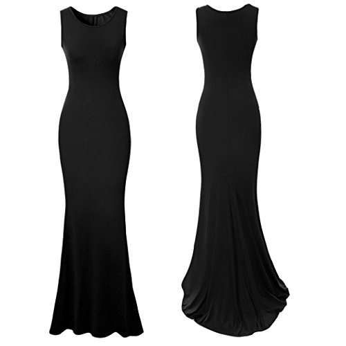 Buy black tie event long dress - 3