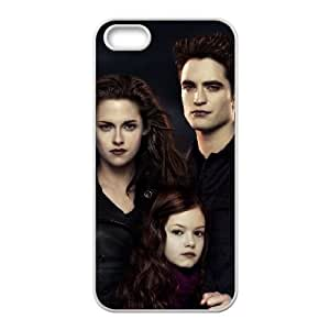 iPhone 5 5s Cell Phone Case White Twilight 3D Design Phone Case Cover CZOIEQWMXN30208