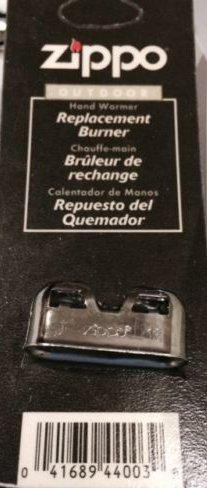 ZIPPO Replacement Burner, 12 pk Replacement Burner, 12 Pack