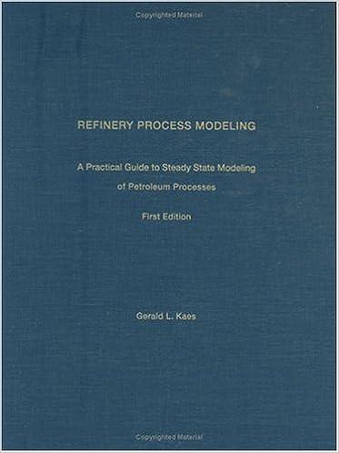 Refinery Process Modeling