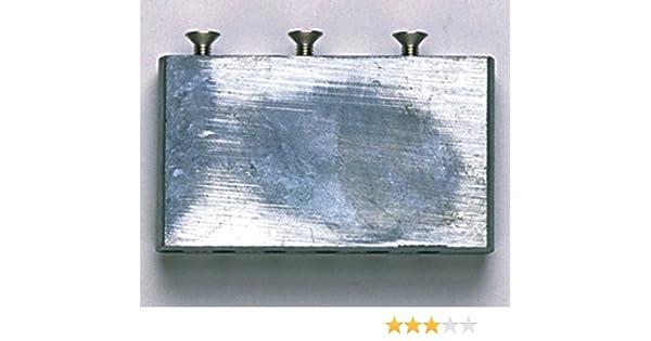 Allparts BP-0016-000 Zinc Tremolo Block for Stratocaster