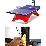 50W S6-PRO Ping Pong Table Tennis Robot Automatic