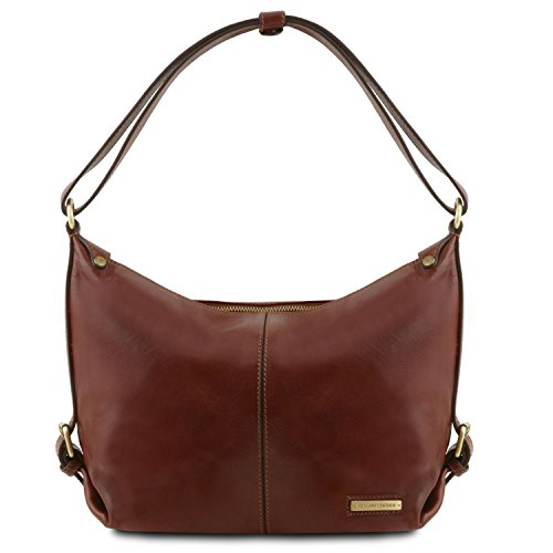 hobo bag Brown TL141479 Leather Sabrina Tuscany Leather vwxqOFHR