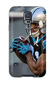 New Carolina Panthers Tpu Case Cover, Anti-scratch KiHUxSW3386YqhWB Phone Case For Galaxy S5