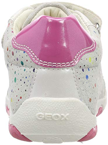 white Bebés Zapatillas New Geox C0653 Para B Blanco multicolor Balu' A YBYw8gq