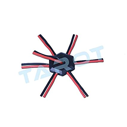Buy Generic Tarot X4 650 Folding Quadcopter Parts Carbon Octocopter ...