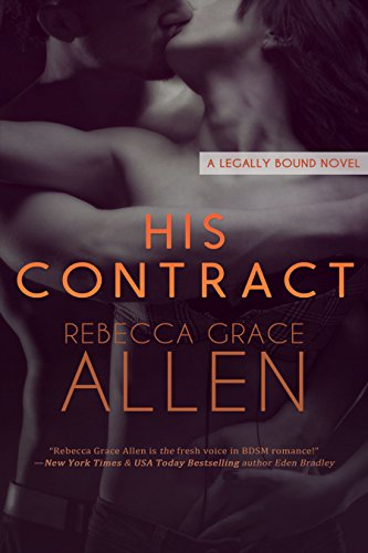 His Contract (Legally Bound Book 1) cover
