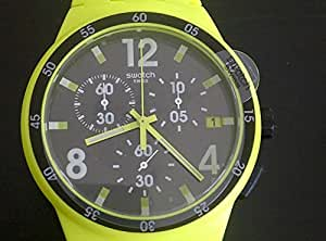 Swatch Chrono Limonata Watch SUSG400