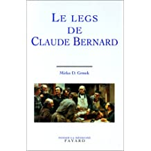 LES LEGS DE CLAUDE BERNARD