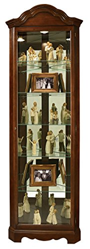 - Howard Miller 680-495 Murphy Curio Cabinet by
