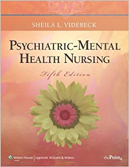 Psychiatric Mental Health Nursing Text Only 5th Fifth Edition By