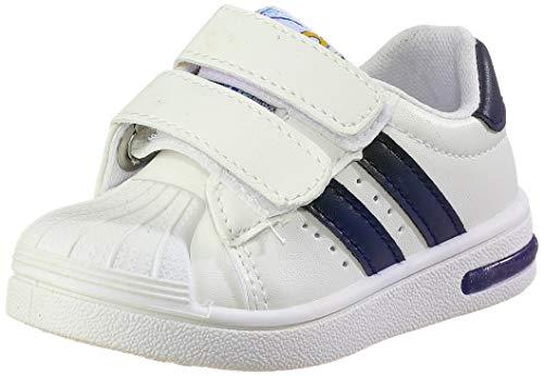 Max Boy's White Sneakers