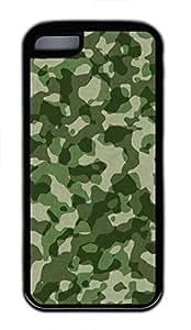 iPhone 5c case, Cute Army Green iPhone 5c Cover, iPhone 5c Cases, Soft Black iPhone 5c Covers