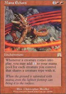 Magic: the Gathering - Mana Echoes - Onslaught by Magic: the Gathering
